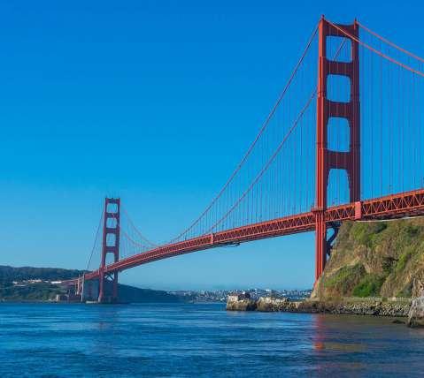 Wetzel Steuerberatung - Golden Gate Bridge