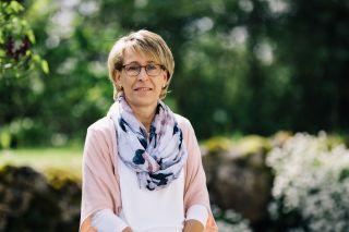 Bettina Klink, Lohnbuchhalterin, Verwaltung, Mehrstetten-Greut