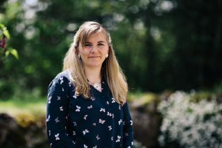 Christiane Striebel, Bachelor of Science Wirtschaftswissenschaft, In Elternzeit, Mehrstetten-Greut
