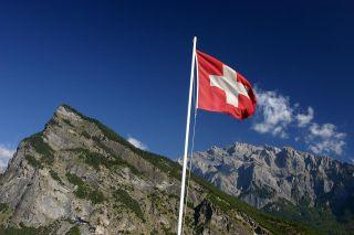 Foto: Schweizer Flagge